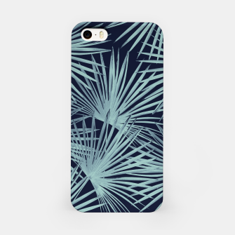 Thumbnail image of Tropical Fan Palm Leaves #6 #tropical #decor #art iPhone-Hülle, Live Heroes