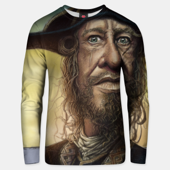 Thumbnail image of Geoffrey Rush Cotton sweater, Live Heroes