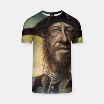 Thumbnail image of Geoffrey Rush T-shirt, Live Heroes