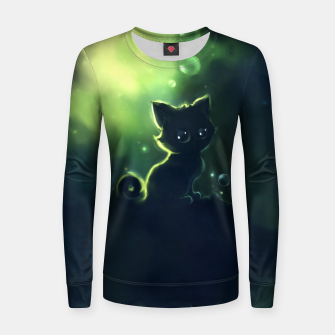 Thumbnail image of Magic Cat II Sweatshirt, Live Heroes