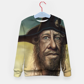 Thumbnail image of Geoffrey Rush Kid's sweater, Live Heroes