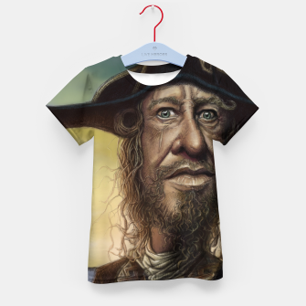 Thumbnail image of Geoffrey Rush Kid's t-shirt, Live Heroes