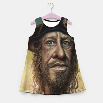 Thumbnail image of Geoffrey Rush Girl's summer dress, Live Heroes