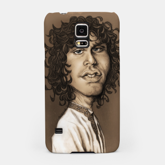 Thumbnail image of Jim Morrison Samsung Case, Live Heroes
