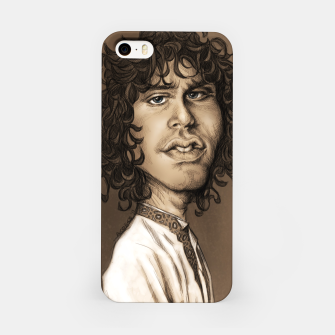 Thumbnail image of Jim Morrison iPhone Case, Live Heroes