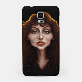 Thumbnail image of Kate Bush Samsung Case, Live Heroes