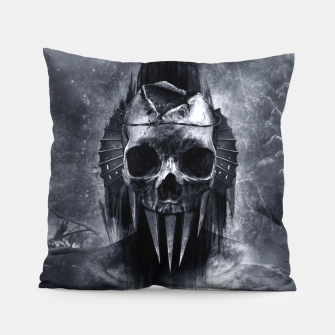 Thumbnail image of Cold Skull Pillow, Live Heroes