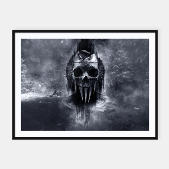 Thumbnail image of Cold Skull Plakat, Live Heroes