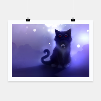 Thumbnail image of Magic Cat I Plakat, Live Heroes
