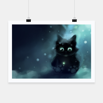 Thumbnail image of Magic Cat III Plakat, Live Heroes