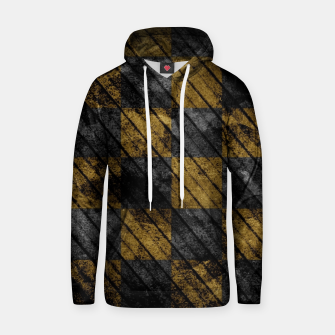 Thumbnail image of Checkered Hoodie, Live Heroes