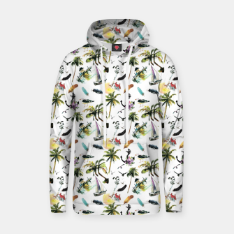 Thumbnail image of Sea summer Cotton hoodie, Live Heroes