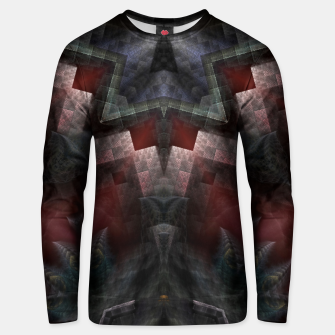 Thumbnail image of The GOA Realm Cotton sweater, Live Heroes