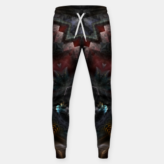 Thumbnail image of The GOA Realm Cotton sweatpants, Live Heroes