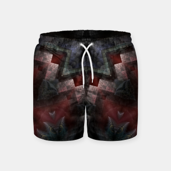 Thumbnail image of The GOA Realm Swim Shorts, Live Heroes
