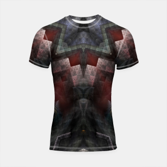 Thumbnail image of The GOA Realm Shortsleeve rashguard, Live Heroes