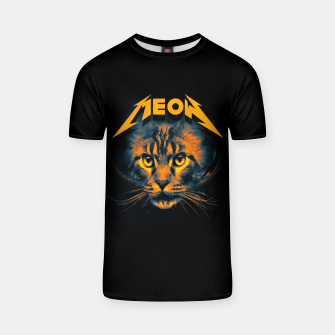Thumbnail image of Meow T-shirt, Live Heroes
