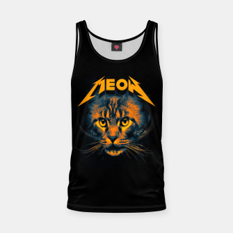 Thumbnail image of Meow Tank Top, Live Heroes