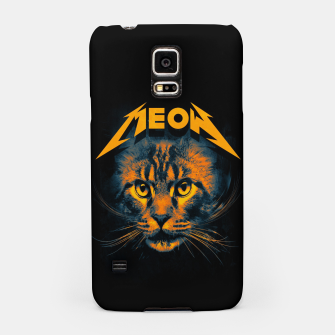 Thumbnail image of Meow Samsung Case, Live Heroes