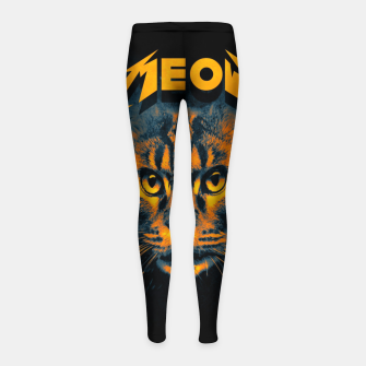 Thumbnail image of Meow Girl's leggings, Live Heroes