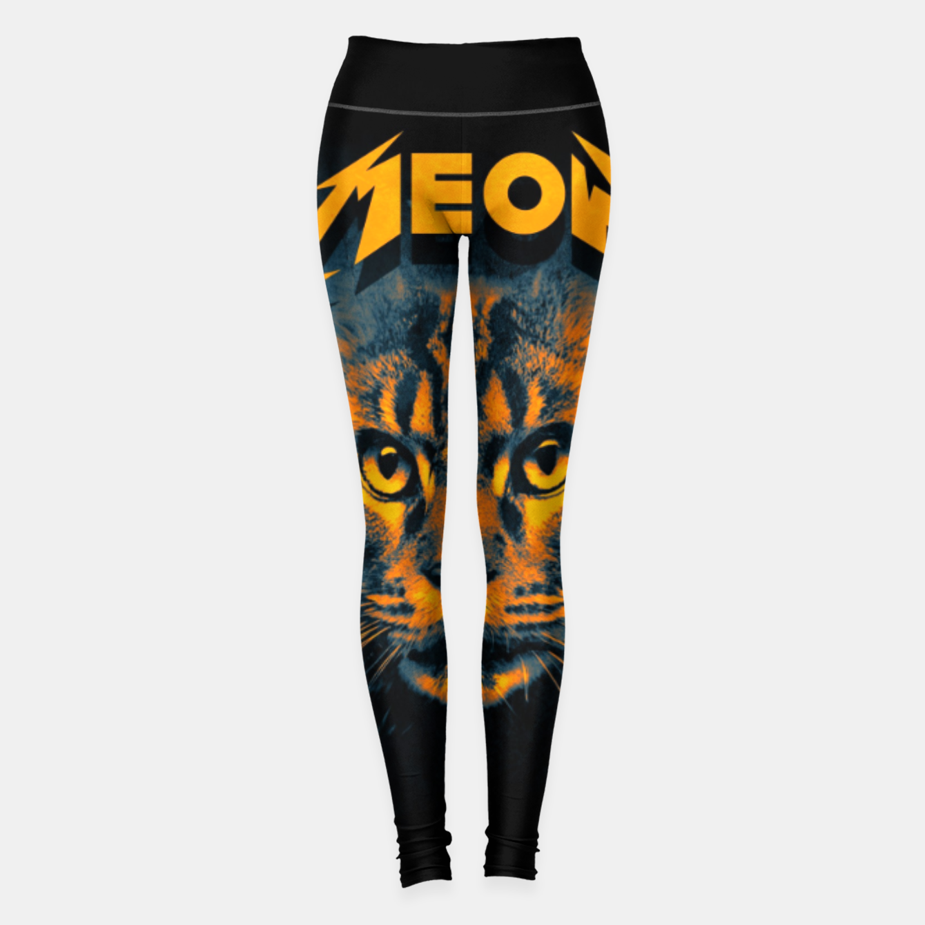 Image of Meow Leggings - Live Heroes