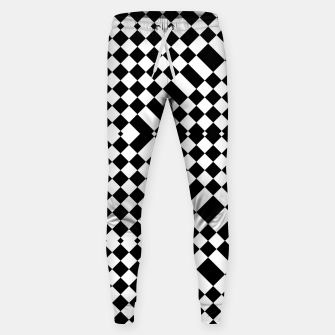 Imagen en miniatura de Illusion Blocks Cotton sweatpants, Live Heroes