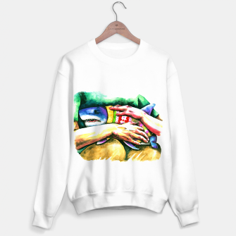 Thumbnail image of pets Sweater regular, Live Heroes