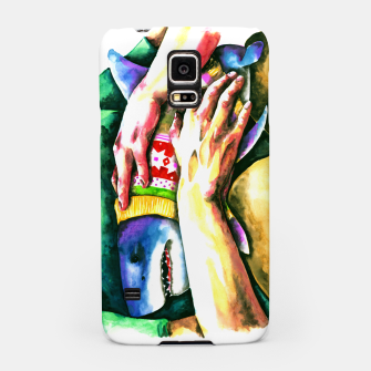 Thumbnail image of pets Samsung Case, Live Heroes