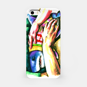 Thumbnail image of pets iPhone Case, Live Heroes