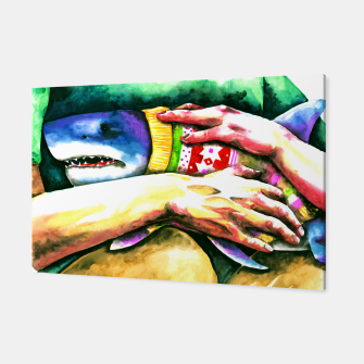 Thumbnail image of pets Canvas, Live Heroes