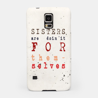 Thumbnail image of Quote - sisters are doin'it for themselves, Live Heroes