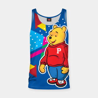 Thumbnail image of Pooh Tank Top, Live Heroes