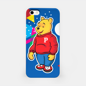 Thumbnail image of Pooh iPhone Case, Live Heroes