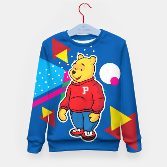 Thumbnail image of Pooh Kid's sweater, Live Heroes