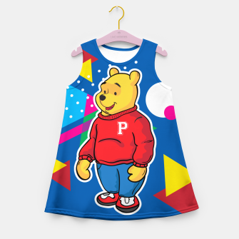 Thumbnail image of Pooh Girl's summer dress, Live Heroes