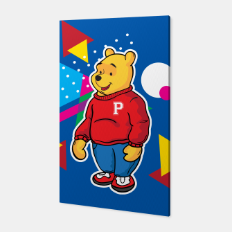 Thumbnail image of Pooh Canvas, Live Heroes