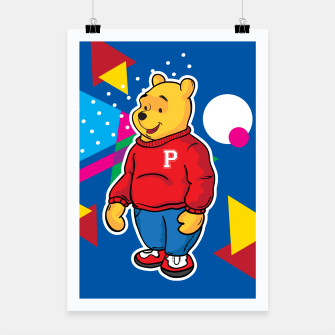 Thumbnail image of Pooh Poster, Live Heroes