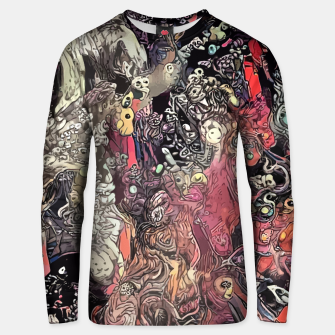 Thumbnail image of Twisted Realms Cotton sweater, Live Heroes