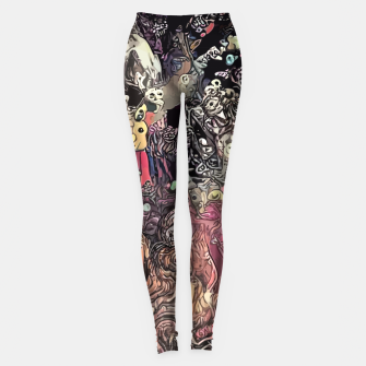 Thumbnail image of Twisted Realms Leggings, Live Heroes