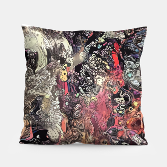Thumbnail image of Twisted Realms Pillow, Live Heroes