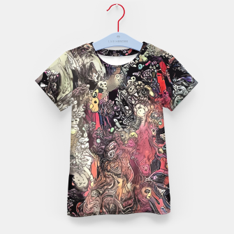 Thumbnail image of Twisted Realms Kid's t-shirt, Live Heroes