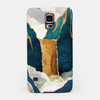 Thumbnail image of Golden Waterfall Samsung Case, Live Heroes