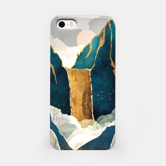 Thumbnail image of Golden Waterfall iPhone Case, Live Heroes