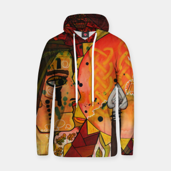 Thumbnail image of Fiann, Irish Warrior Hoodie, Live Heroes