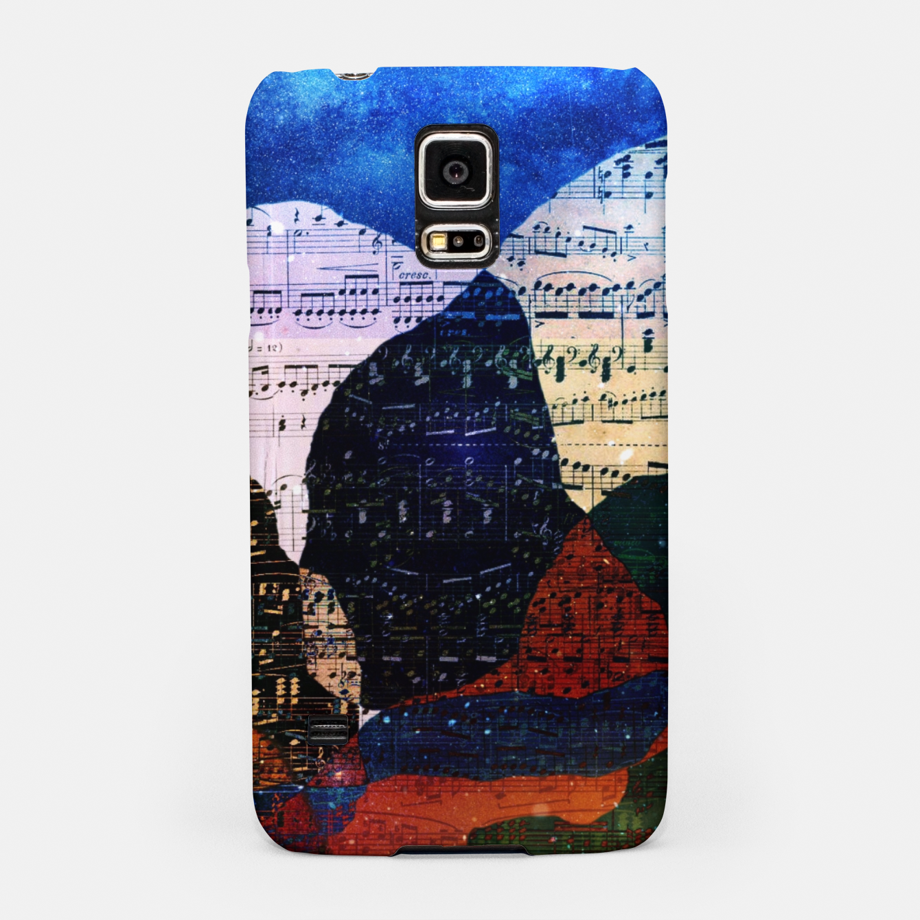 Foto The Hills are Alive With the Sound of Music Samsung Case - Live Heroes