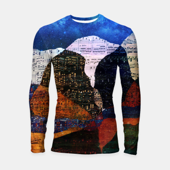 Miniatur The Hills are Alive With the Sound of Music Longsleeve rashguard , Live Heroes