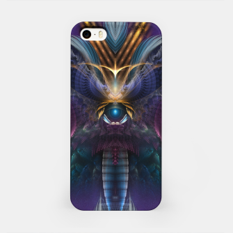 Thumbnail image of Dimensional Eye iPhone Case, Live Heroes
