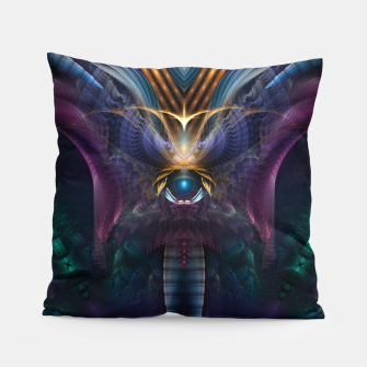 Thumbnail image of Dimensional Eye Pillow, Live Heroes
