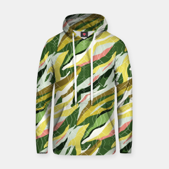 Gorgeous Green Military Cotton hoodie thumbnail image