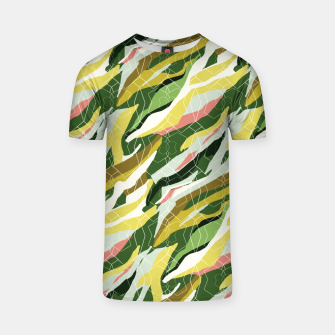Gorgeous Green Military T-shirt thumbnail image